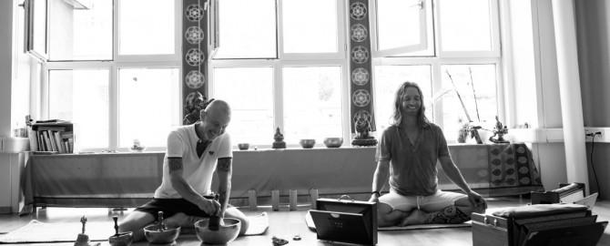 Blaise & Grégory Yogashala