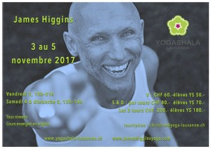 James Higgins-novembre2017